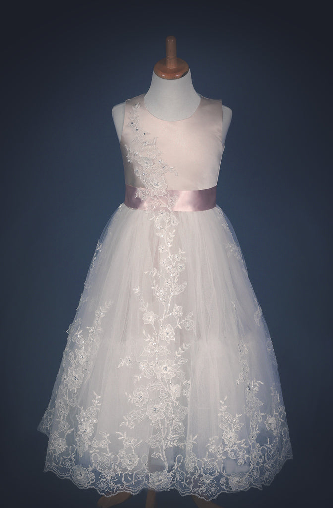 The Grace Flower Girl Dress