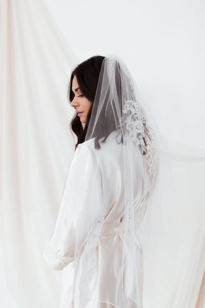 Something Made New for You - Bridal Veils