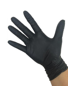 DISPOSABLE NITRILE GLOVES-Microblading