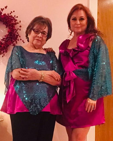 Mommy and I New Year Eve Fashion Outfits