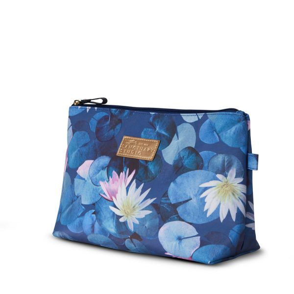 Cosmetic Bag | Dark Lily