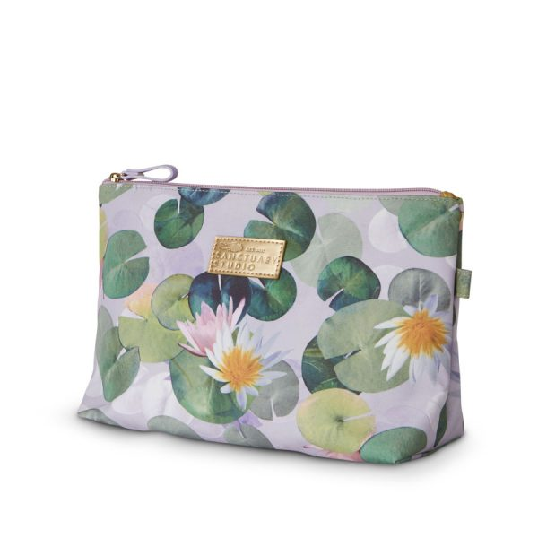 Cosmetic Bag Lilac | Sanctuary Stuudio| Oak Home Living