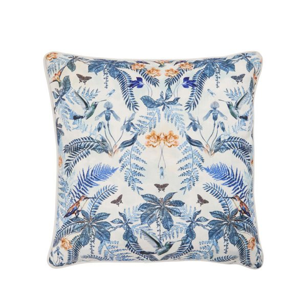 Hummingbird Outdoor Cushion | Sanctuary Studio | Oak Home Living