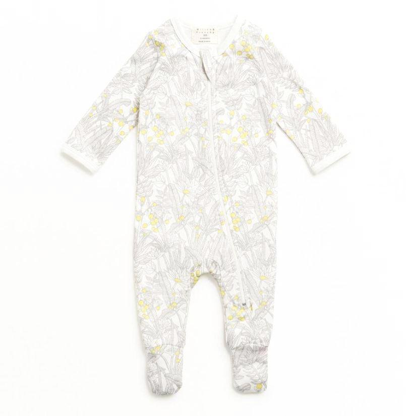 Little Blossom Zipsuit | Oak Home Living | Wilson & Frenchy