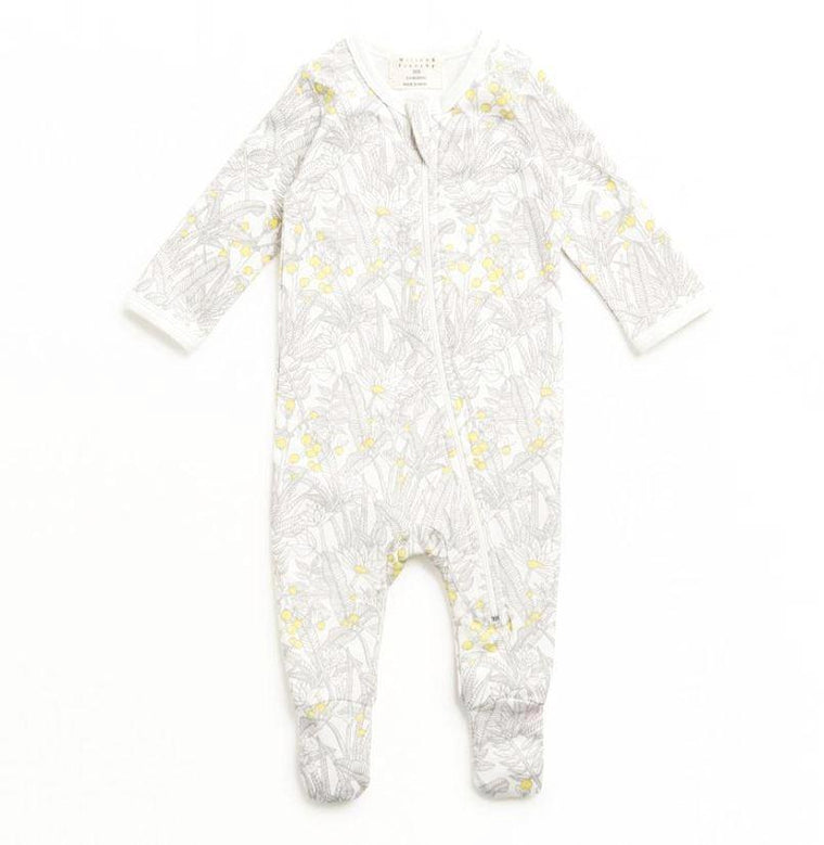 LIttle Blossom Zipsuit | Wilson & Frenchy