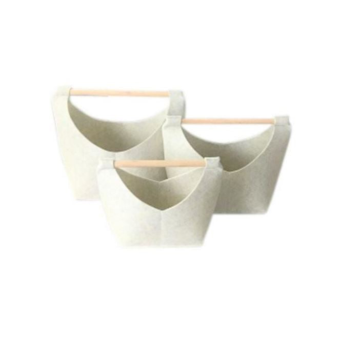 Felt Storage Baskets | Small