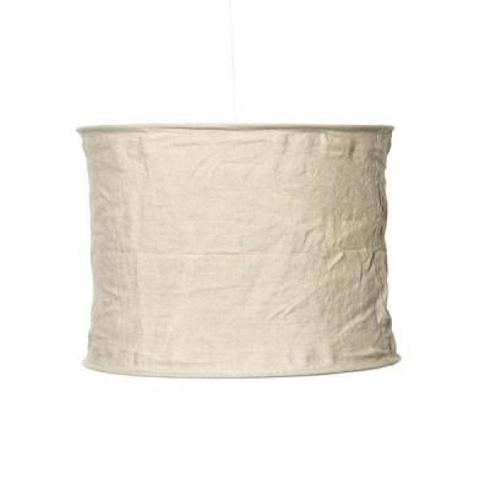 Linen Light Shade | Natural Lighting