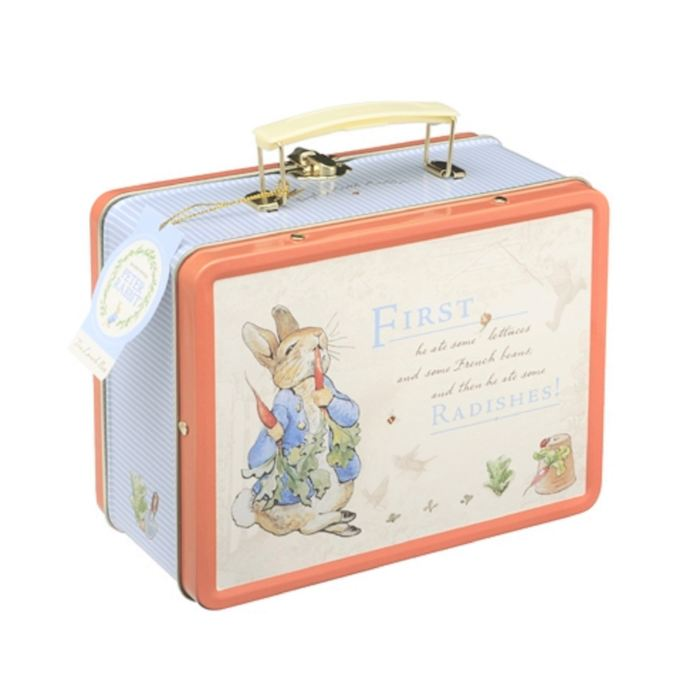 Peter Rabbit Lunch Tin