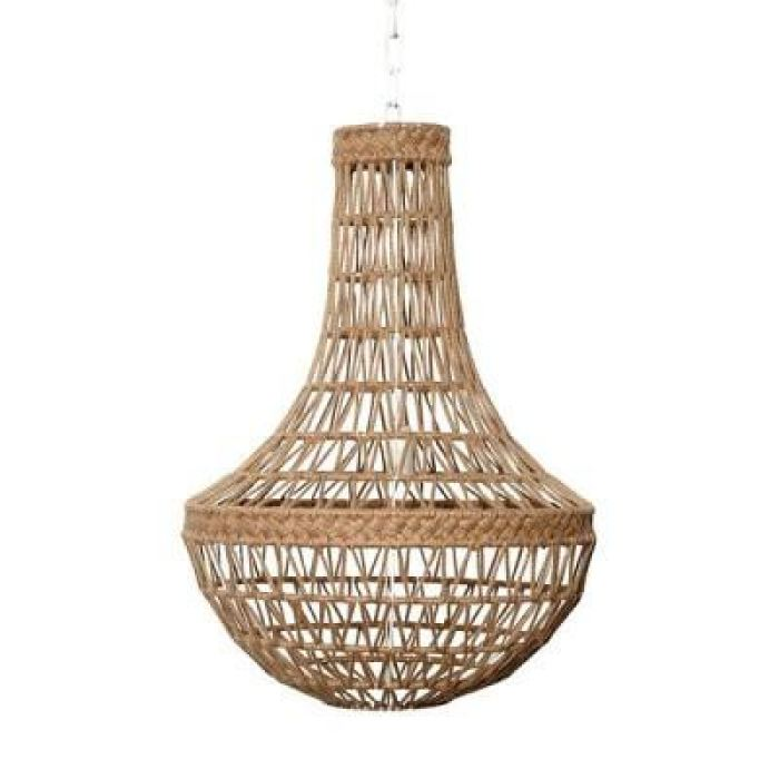 Rope Chandelier Lighting