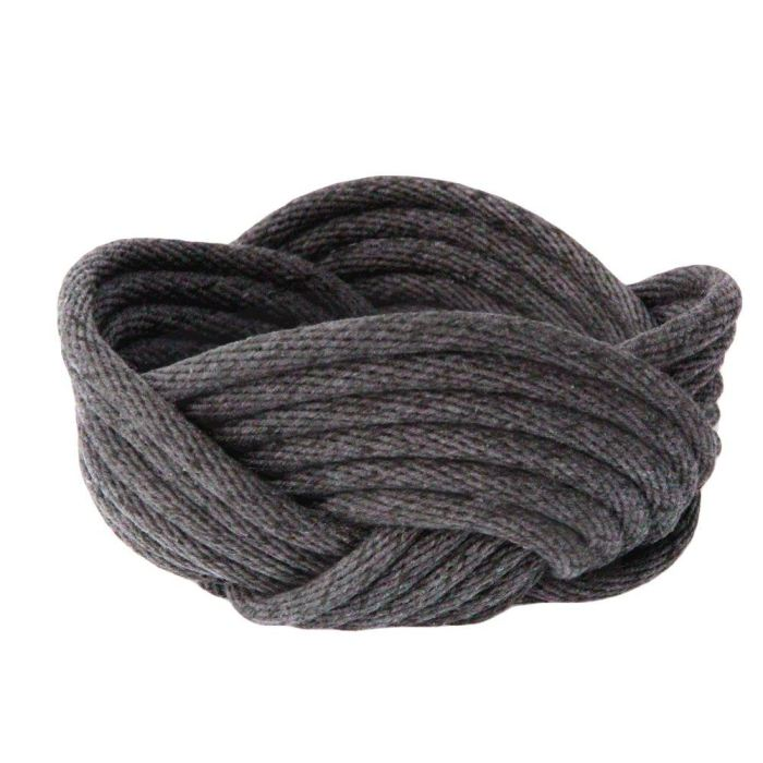 Rope Weave Bowl | Charcoal Home Decor