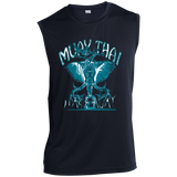 Sleeveless Performance T-Shirt - Elephant Spirit