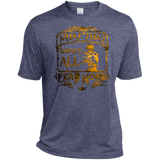 Dri-Fit Moisture-Wicking Tee - Respect