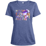 Ladies Dri-Fit Moisture-Wicking Tee - Color Fighter