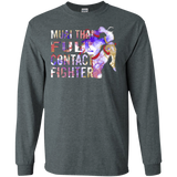 Cotton Shirt - Color Fighter - NAK MUAY STORE