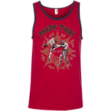 Cotton Tank Top - 2 Fighters - Color Fighter