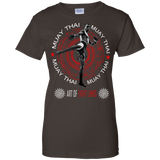 Ladies Cotton T-Shirt - Fighter