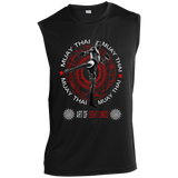 Sleeveless Performance T Shirt - Fighter