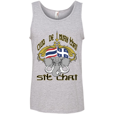 Cotton Tank Top - SitChai