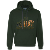 Heavyweight Pullover Fleece Sweatshirt - Evolution