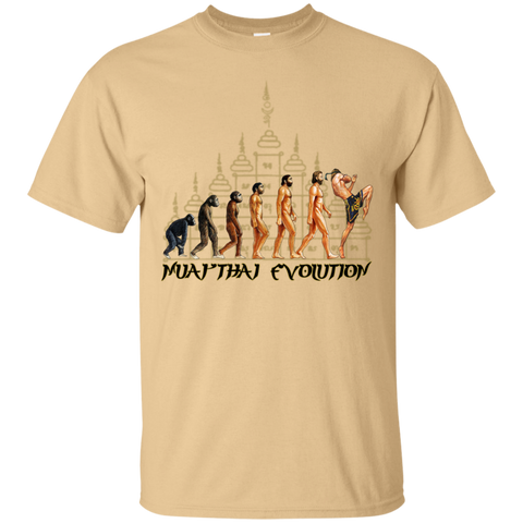 Cotton T-Shirt - Evolution