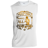 Sleeveless Performance T Shirt - Respect