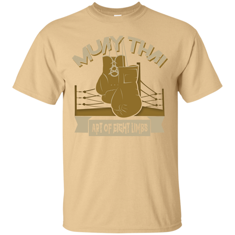Cotton T-Shirt - Golden Gloves