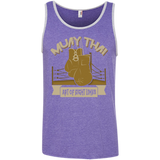 Cotton Tank Top - Golden Gloves