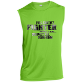 Sleeveless Performance T-Shirt - Full Contact