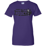 Ladies Cotton T-Shirt  - Addict