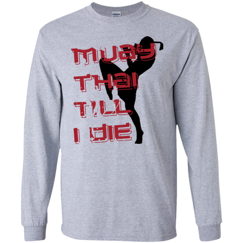 Cotton Shirt - Muay Thai Till I Die