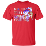Cotton T-Shirt - Color Fighter