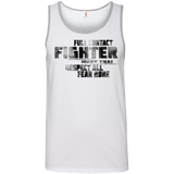 Cotton Tank Top - Full Contact