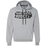 Heavyweight Pullover Fleece Sweatshirt - Addict