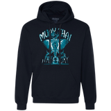 Heavyweight Pullover Fleece Sweatshirt - Elephant Spirit