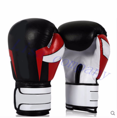 Pair of adult boxing gloves - For Muay Thai, Boxing, Kick Boxing professional fighting