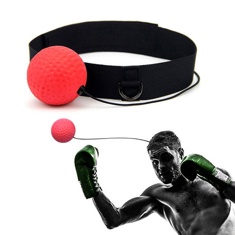Boxing Fight SpeedBall Speedball - Reflex Speed Training for Boxing & Muay Thai