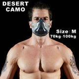 Resistance Breathing Athletic Training Mask