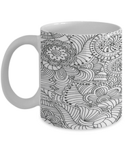 Color Your Mug - Use Sharpies and Create Your Unique Mug