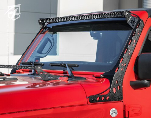 Jeep JL Wrangler & JT Gladiator Light Bar Combo