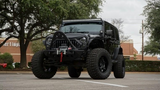 Jeep Wrangler JK & JKU Steel Flat Top Fenders (2007-2018)