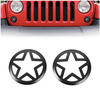 Star Turn Signal Light Covers Guards