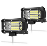 Titan Offroad - 5 Inch Dual Row LED Pods
