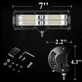 Titan Offroad - 7Inch Cree LED Pods