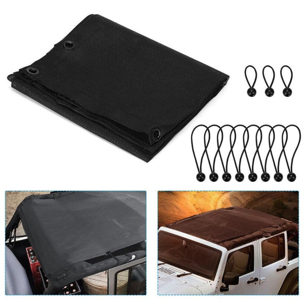 TITAN Shade Top For Jeep Wrangler (JKU 2007-2018)