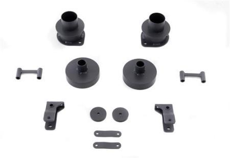 Trail Master 2.5 Inch Lift Kit with Shock Extension Brackets for JK-JKU (2007-2018)