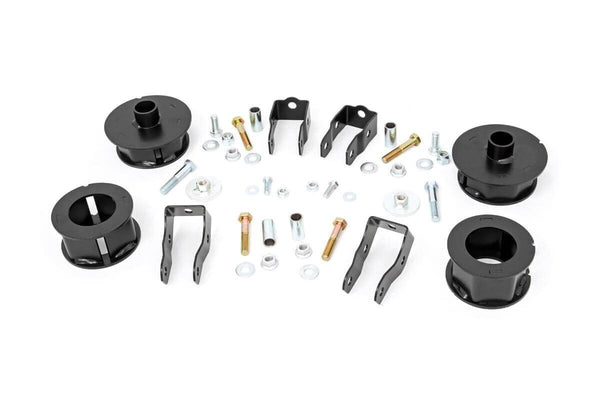 2.5 Inch Rough Country Suspension Lift Kit For 2018 Jeep Wrangler JL - 67600