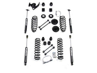 TeraFlex - 3 Inch Lift Kit for Jeep Wrangler JKU