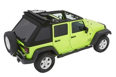 Bestop - NX Glide Soft Top For Jeep Wrangler JK (2007-2018)