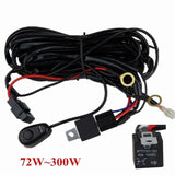 Jeep Wrangler Light Bar Wiring Harness
