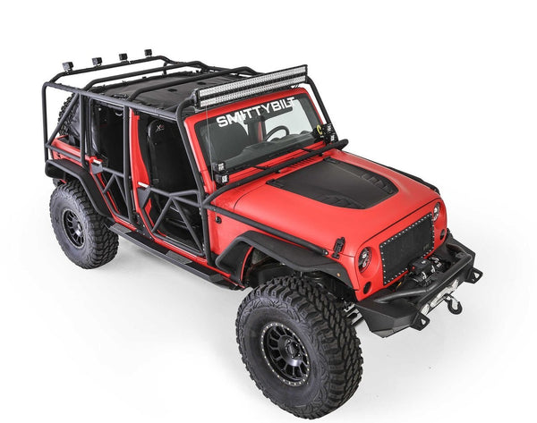 Smittybilt Exoskeleton For Jeep Wrangler (JKU 2007-2018)